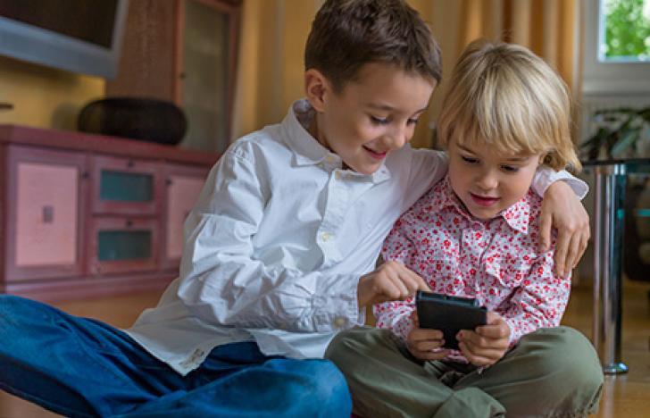 Die Jugend und die Sicherheit im Netz